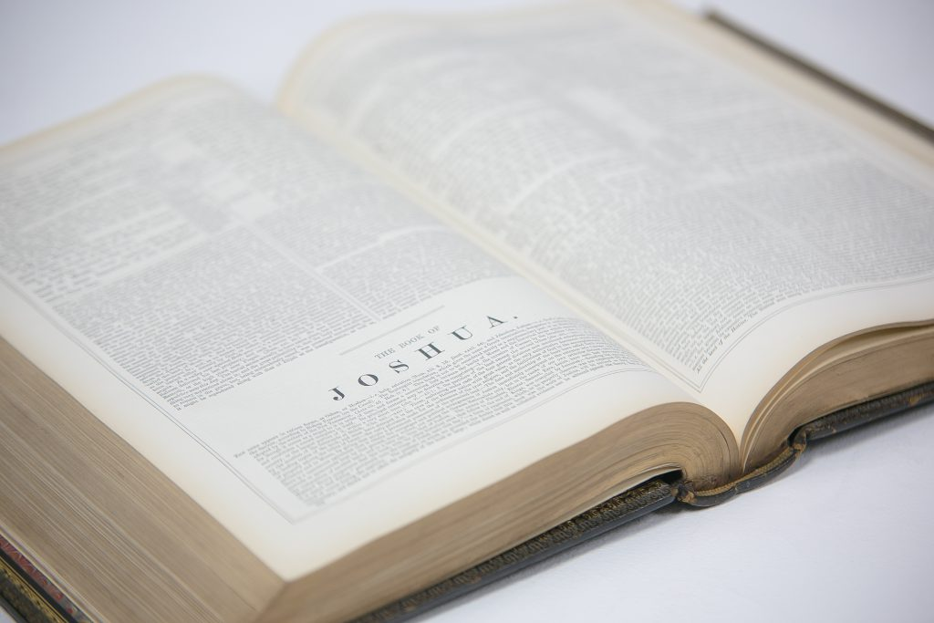 Bible for the Lord's Prayer