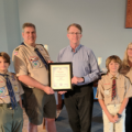 Boy Scout Troop 2018
