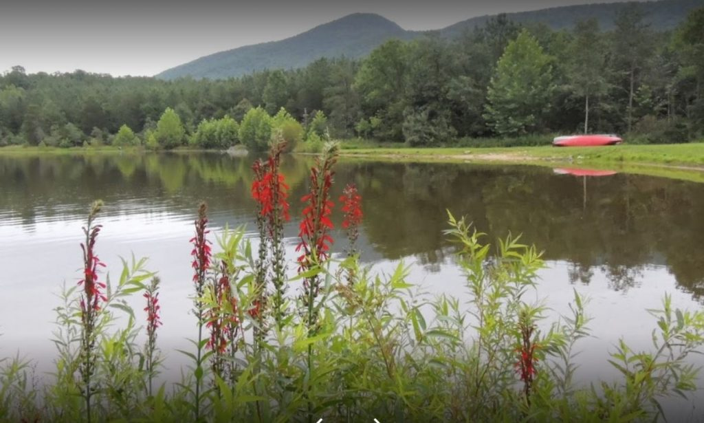 Caroline Furnace Lake