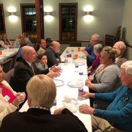 Join Us for Lenten Dinner Wednesday Evenings