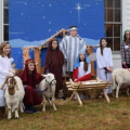 Christmas Eve Nativity & Candlelight Services 3:30, 5:00 and 7:00 pm December 24, 2018