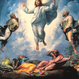 Transfiguration Sunday Worship & Special Events! March 3, 2019