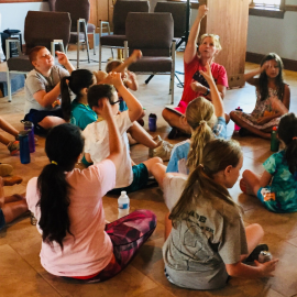Vacation Bible School July 2018