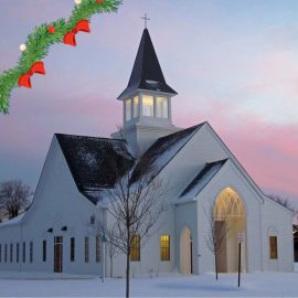 Christmas Eve Service December 24, 2020 at 4:00, 5:30 & 7:00pm