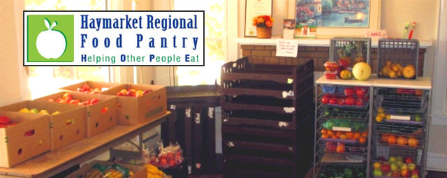 Haymarket Food Pantry