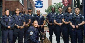Washington DC Metro Police
