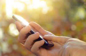 Phone Texting