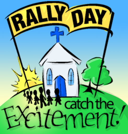 Sunday School Rally Day & Church Fall Festival! September 8, 2019