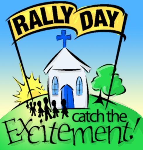 Sunday School Rally Day & Church Fall Festival! September 8, 2019
