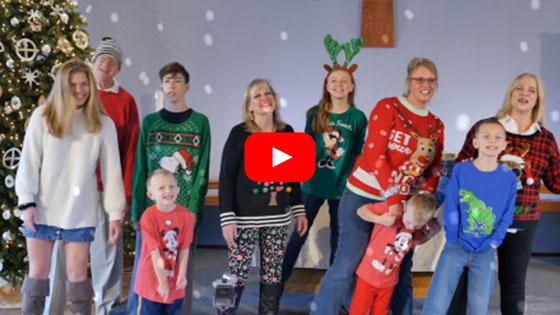Christmas Eve 2018 Video